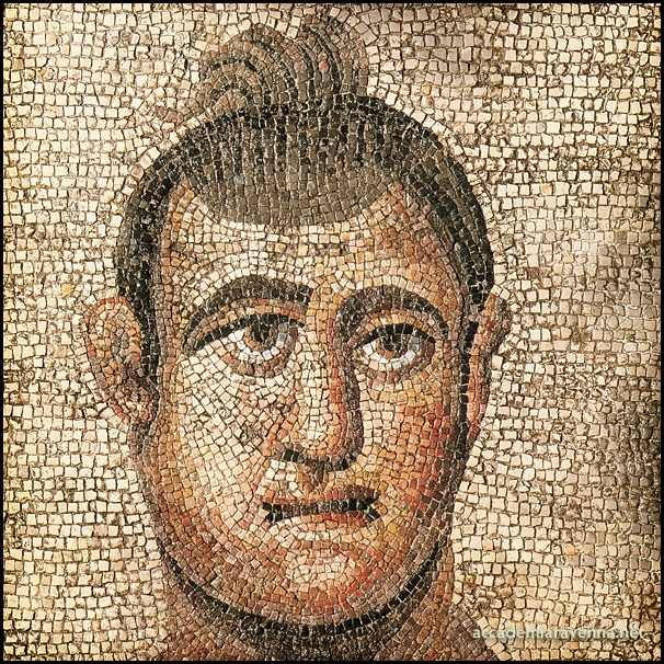 Atleta. Aquileia, museo archeologico