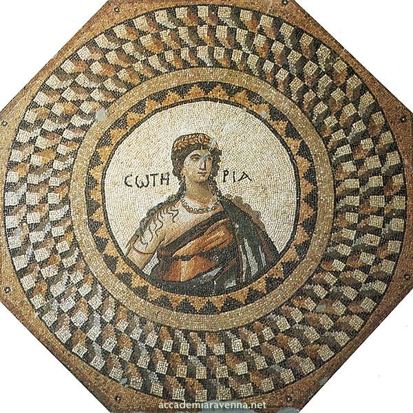 Soteria (Speranza). Antakia, museo dei mosaici