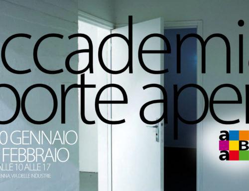 Accademia a porte aperte